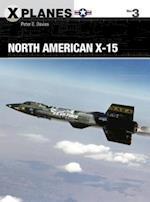 North American X-15 (X planes, nr. 3)