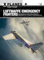 Luftwaffe Emergency Fighters af Robert Forsyth