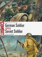 German Soldier vs Soviet Soldier (Combat, nr. 28)