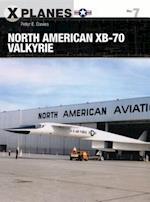 North American XB-70 Valkyrie (X planes, nr. 7)