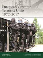 European Counter-Terrorist Units 1972-2017 (Elite, nr. 220)