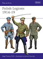 Polish Legions, 1914-19 (Men-At-Arms)