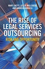 Rise of Legal Services Outsourcing af Andrew Burgess