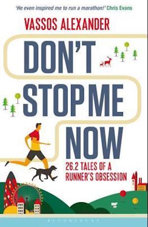 Bog, paperback Don't Stop Me Now af Vassos Alexander