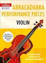 Abracadabra Performance Pieces - Violin (ABRACADABRA!)