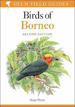 A Field Guide to the Birds of Borneo (Helm Field Guides)