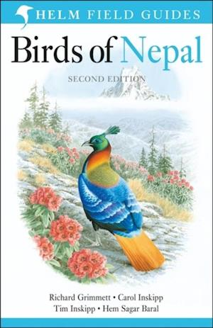 Birds of Nepal af Richard Grimmett Tim Inskipp Carol Inskipp