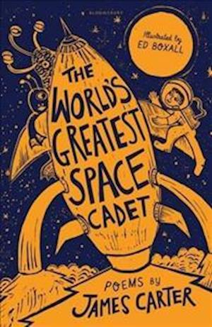 Bog, paperback The World's Greatest Space Cadet af James Carter