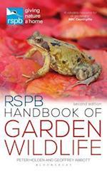 RSPB Handbook of Garden Wildlife (RSPB)