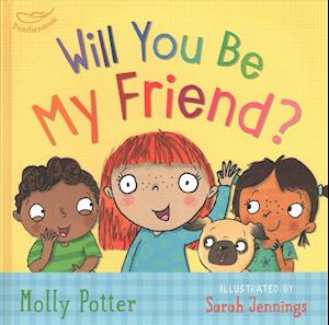 Bog, hardback Will you be my Friend? af Molly Potter