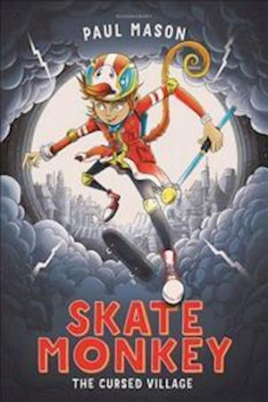 Bog, paperback Skate Monkey: The Cursed Village