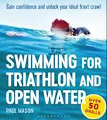 Swimming For Triathlon And Open Water af Paul Mason