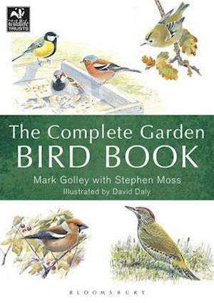 Bog, paperback The Complete Garden Bird Book af Mark Golley