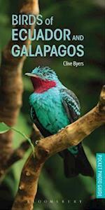 Birds of Ecuador and Galapagos (Pocket Photo Guides)
