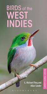 Birds of the West Indies (Pocket Photo Guides)