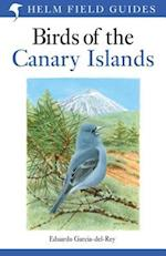 Birds of the Canary Islands (Helm Field Guides)