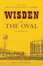 Wisden at The Oval