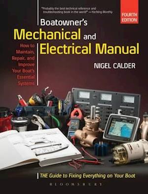 Bog, hardback Boatowner's Mechanical and Electrical Manual af Nigel Calder