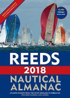 Bog, paperback Reeds Nautical Almanac 2018 af Perrin Towler