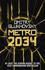 Metro 2034 af Dmitry Glukhovsky