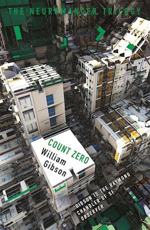 Bog, paperback Count Zero af William Gibson