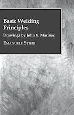 Basic Welding Principles - Drawings by John G. Marinac
