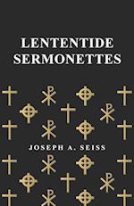 Lententide Sermonettes