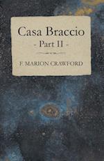 Casa Braccio - Part II af F. Marion Crawford