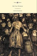 Rip Van Winkle - Illustrated by Arthur Rackham af Irving Washington