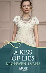 Kiss of Lies: A Rouge Regency Romance af Bronwen Evans