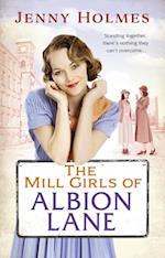 Mill Girls of Albion Lane af Jenny Holmes