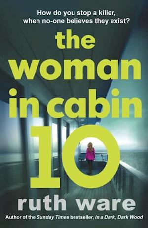 Woman in Cabin 10 af Ruth Ware