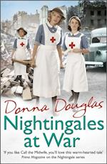 Nightingales at War af Donna Douglas