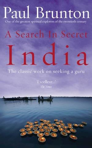 Search In Secret India af Paul Brunton