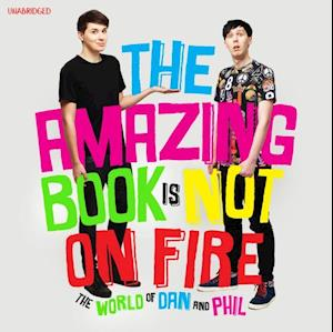 Amazing Book is Not on Fire af Dan Howell