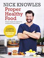 Proper Healthy Food af Nick Knowles