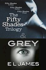 Fifty Shades Trilogy & Grey af E L James