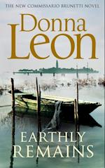 Earthly Remains af Donna Leon
