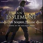 Orb Sceptre Throne af Ian C Esslemont