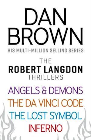 Dan Brown's Robert Langdon Series Bundle af Dan Brown