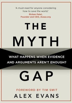 Myth Gap af Alex Evans