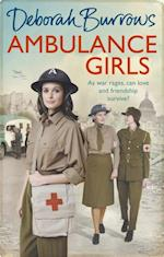 Ambulance Girls af Deborah Burrows