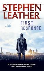 First Response af Stephen Leather