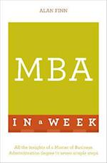 MBA in a Week: Teach Yourself
