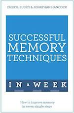 Successful Memory Techniques in a Week (In a Week)
