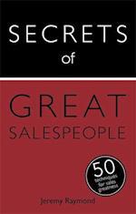Secrets of Great Salespeople (Secrets of Series)