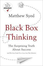Black Box Thinking af Matthew Syed