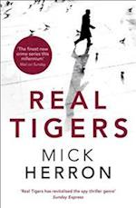 Real Tigers (Jackson Lamb Thriller, nr. 3)