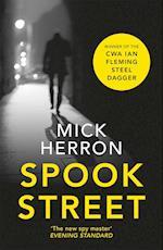 Spook Street af Mick Herron