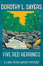 Five Red Herrings (Lord Peter Wimsey Mysteries, nr. 7)